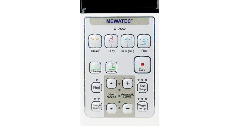 Deska myjąca Mewatec C700 LED