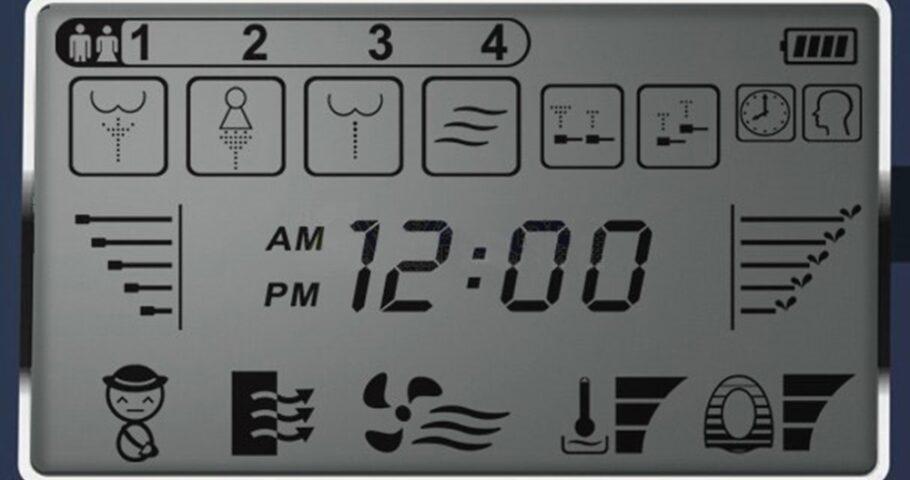 Deska myjąca Mewatec C700